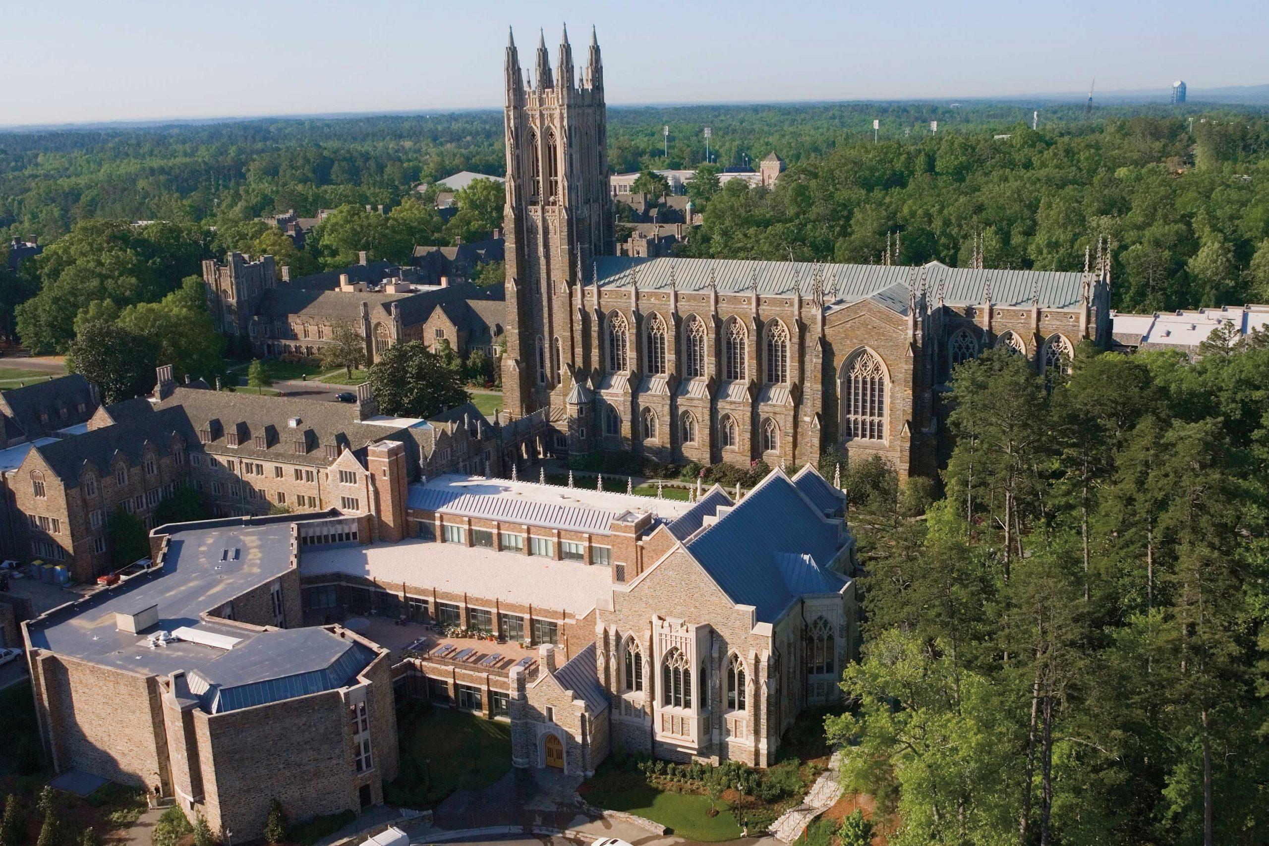 duke campus cover